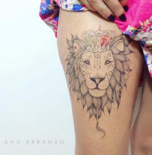 Reggae Musical Lion