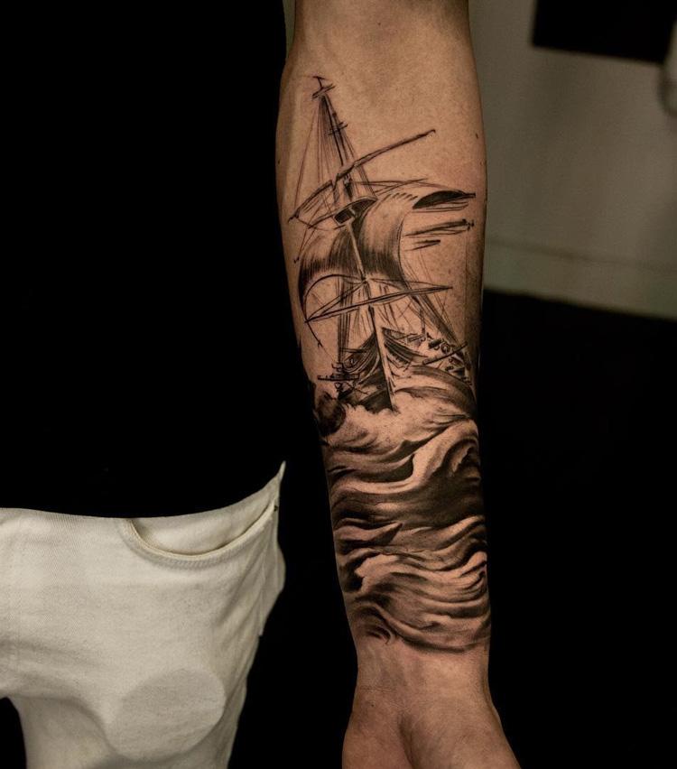 Maritime Sleeve