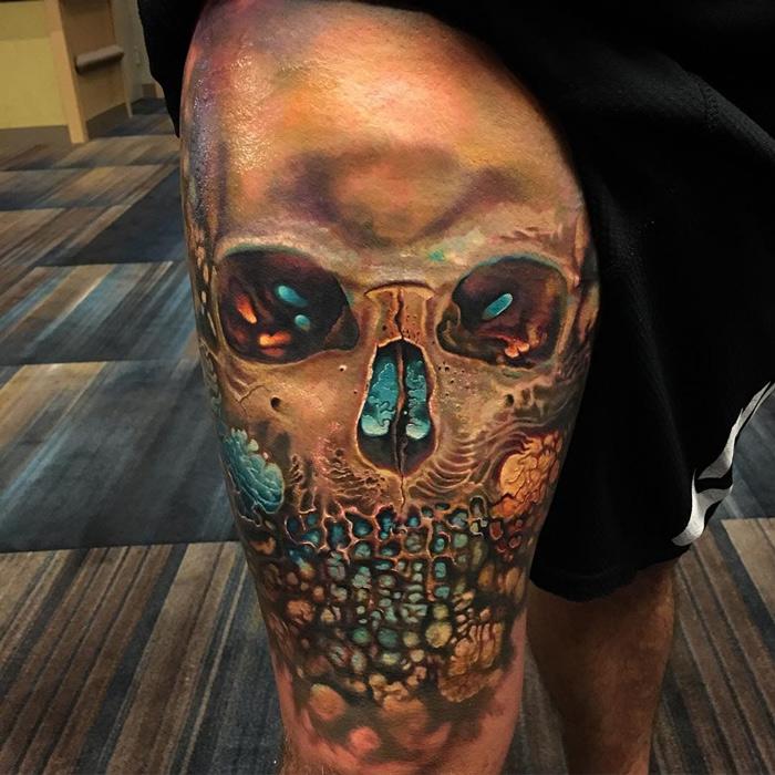 Arty Skull