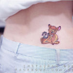 Thumper & Bambi Tattoo