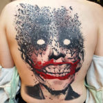 Joker Back Piece