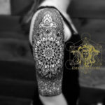 Intricate Mandala Tattoo