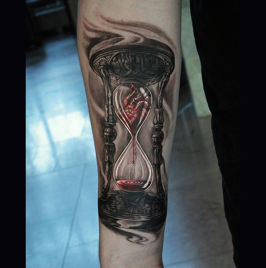 Hourglass & Heart