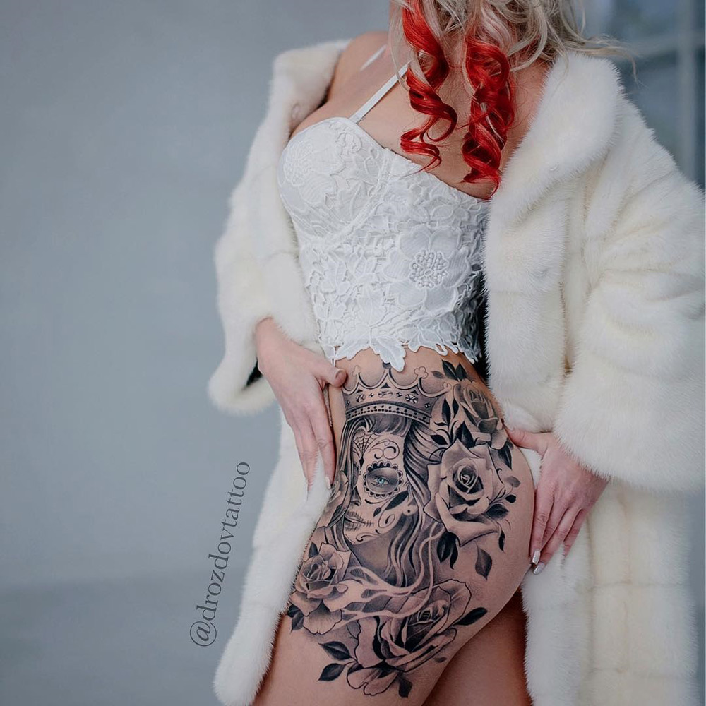Dead Hip as well Rose Tattoo Designs 9 together with Tattoo Sleeve Designs Roses 25 Skull Half Sleeve Tattoos besides Double Tattoo Symbol Infinity further 40 Best Skull Tattoo Designs. on dead tattoo sleeve designs
