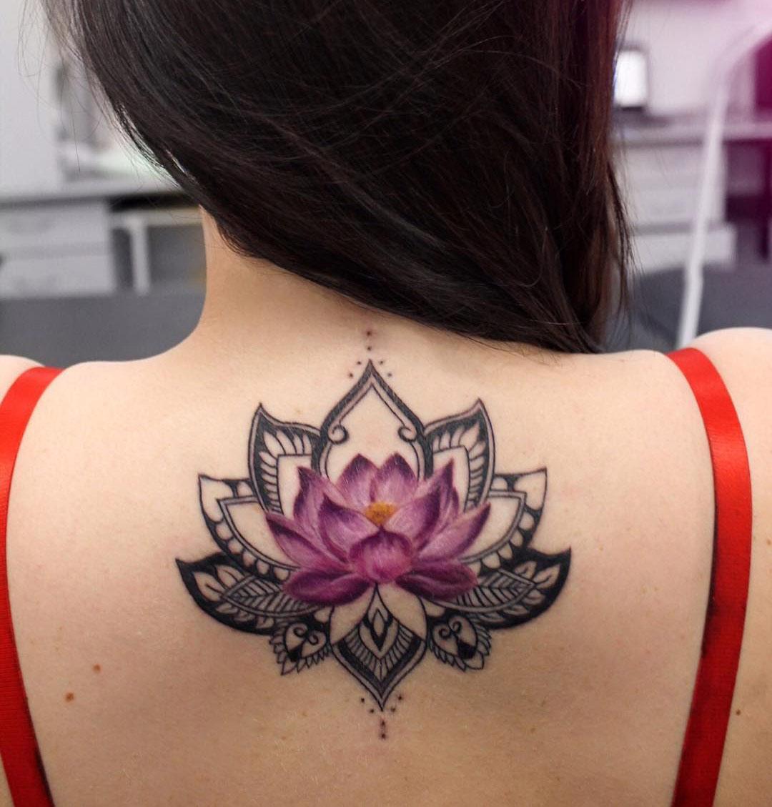 Mandala Tattoos Tattoo Ideas Part 2