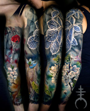Spring & Winter Sleeve