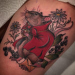 Mrs Frisby Tattoo