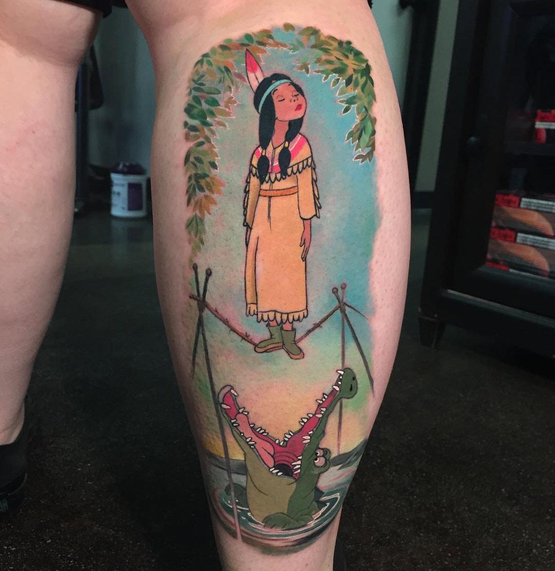 Tiger lily tick tock best tattoo design ideas izmirmasajfo