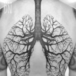Lungs Tattoo