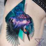 Space Cloud Kingfisher