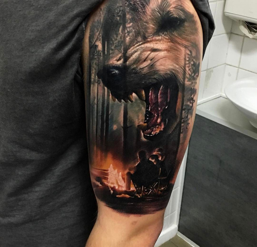 Mens Half Sleeve Tattoo Ideas