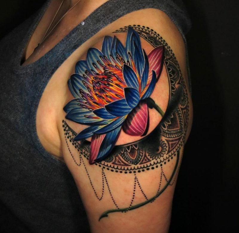 Shoulder Tattoos Tattoo Ideas