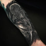 Whale Shark Tattoo