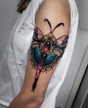 Ornamental Dragonfly
