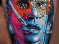 Fear and Loathing 3D Portrait