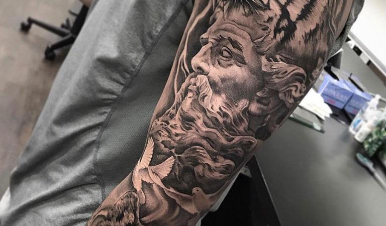 Zeus Sleeve