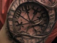 Vegvisir & Runes
