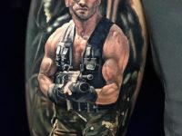 Schwarzenegger in Predator