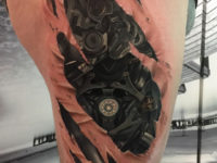 Biomechanical Thigh