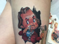 The Shining Tattoo
