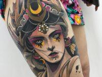 Artemis portrait