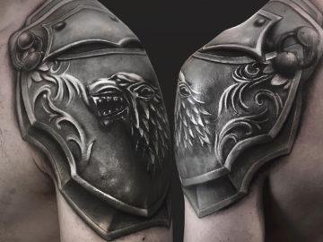 Shoulder Armour