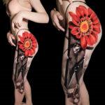 Clothesline Flower