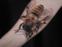 Realistic Bee