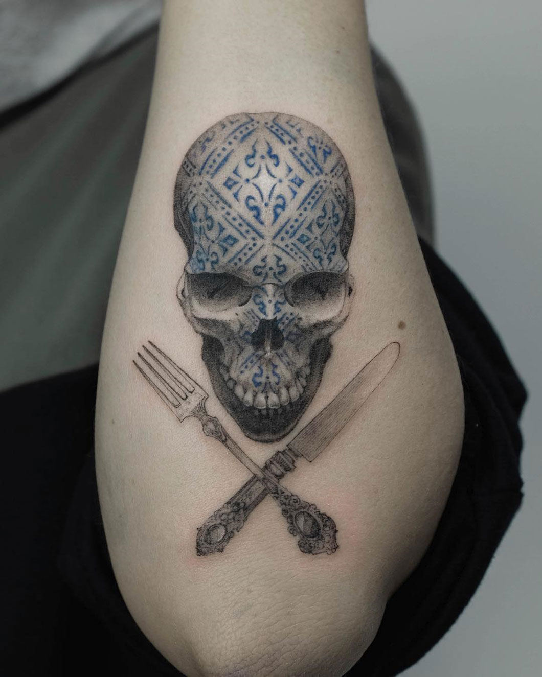 Chef's Skull
