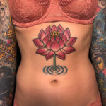 Traditional Lotus Flower