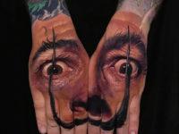 Dali Hands