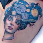 Lady Van Gogh