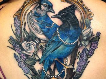 Blue & Stellar's Jays