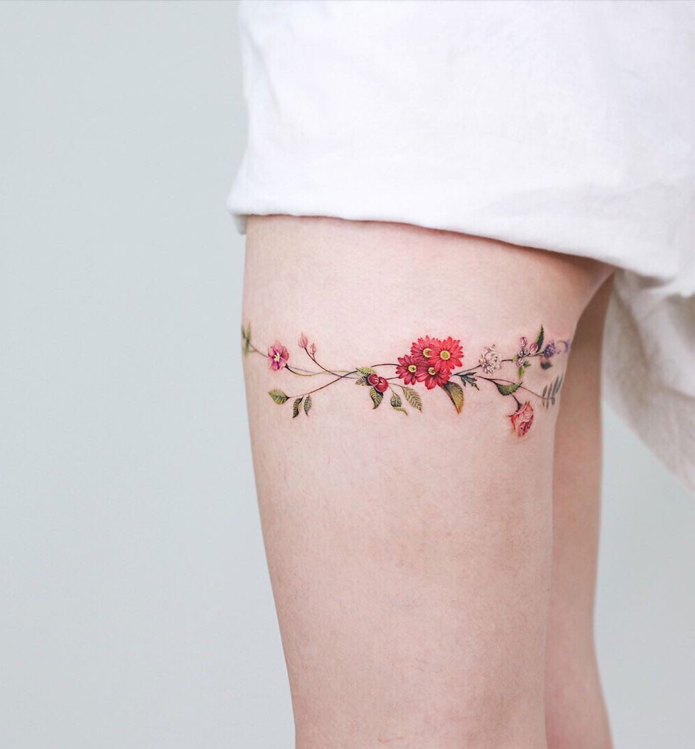 Floral Band