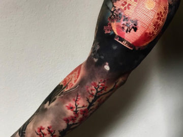 Japanese Sleeve