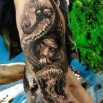 Octopus & Jellyfish fusion