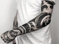 Ornamental Sleeve