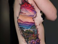 Landscape 3D Side Piece