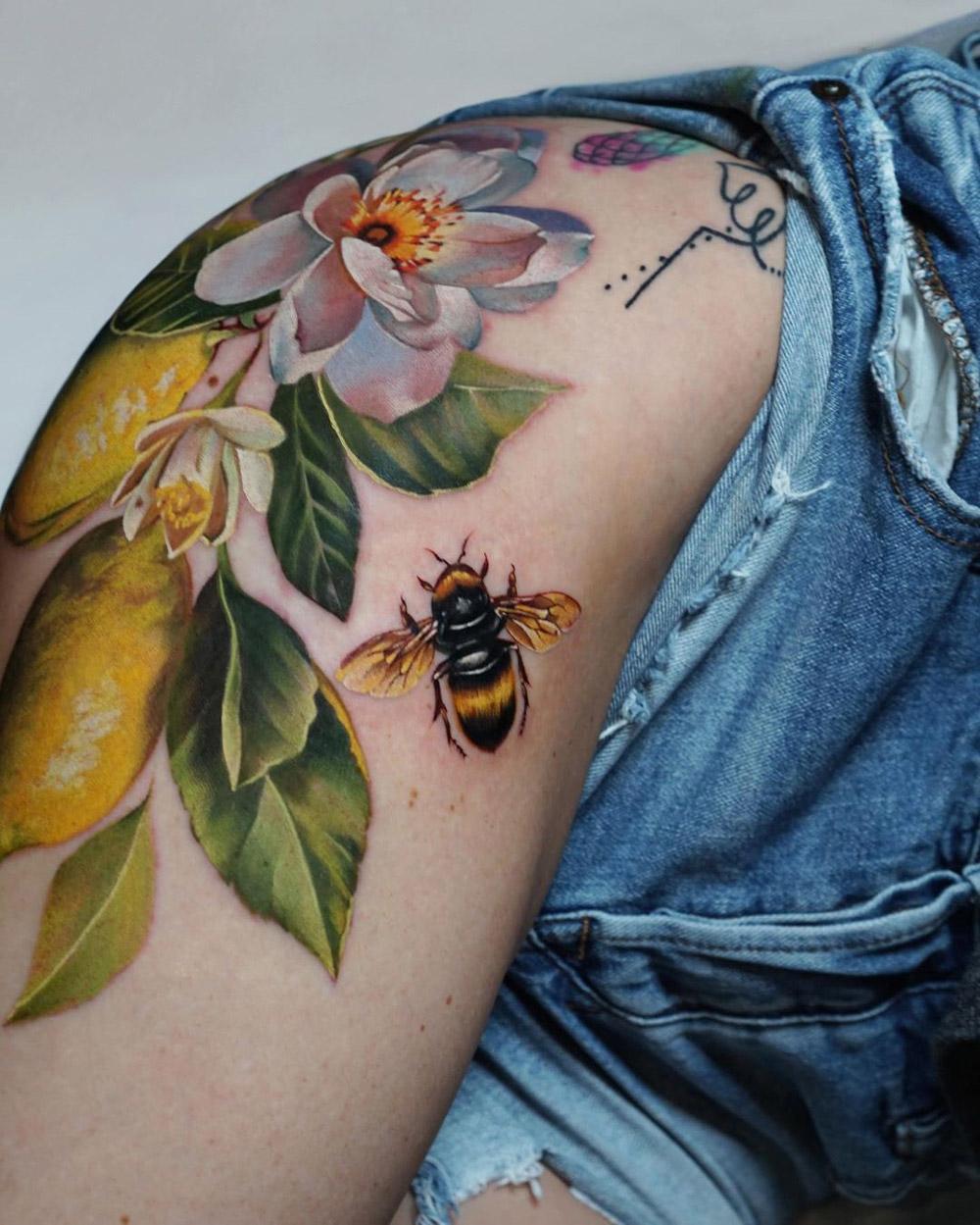 Lemons & Bee Hip