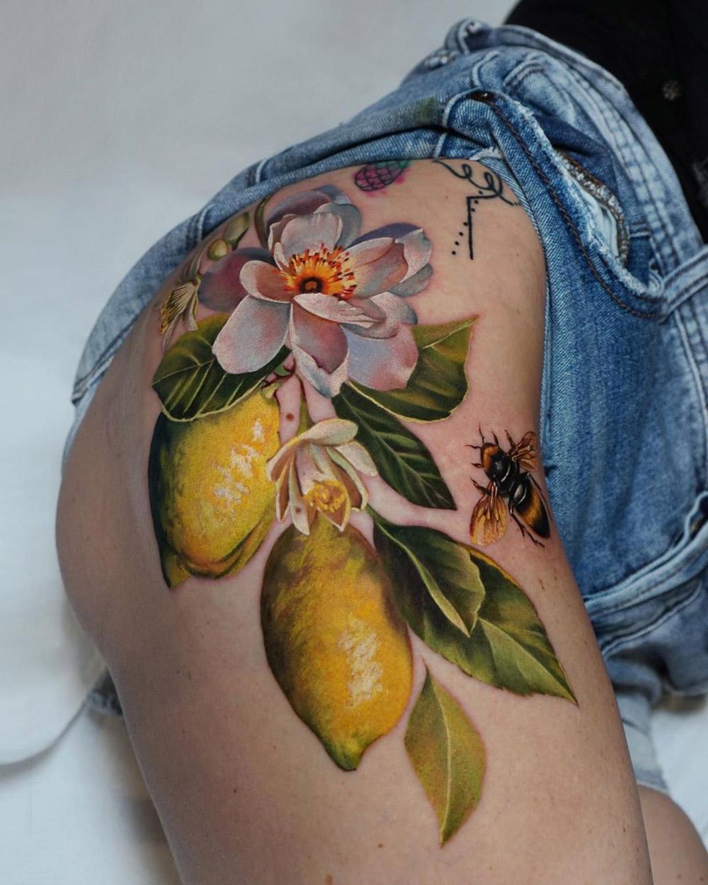 Lemons Hip