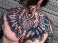 Owl King & Vegvisir