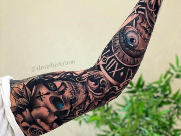 Men's full sleeve