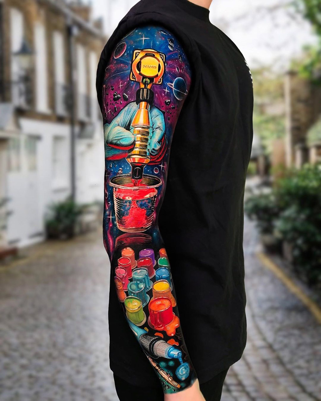 Tattoo Art Sleeve