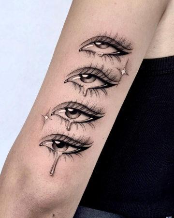 Crying Eyes