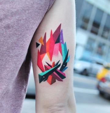Polygon Campfire