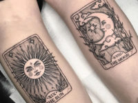 Sun & Moon Tarot Cards