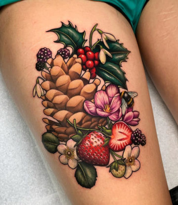 Four Seasons Tattoo