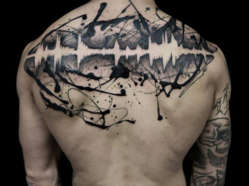 Soundwave Tattoo
