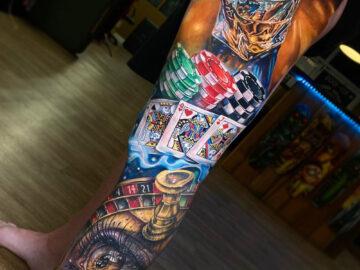 Gambling Leg