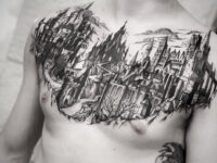 Medieval City, Men's Chest